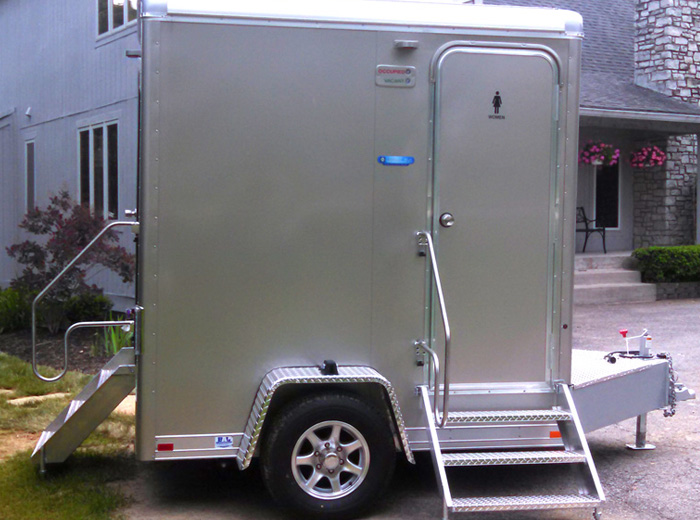 Danville IN Bathroom Trailer Rentals