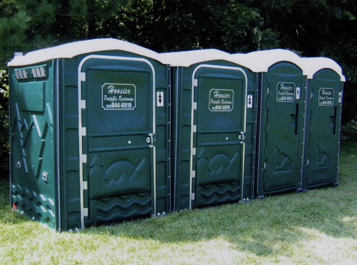 Portable bathrooms to rent for wedding parties