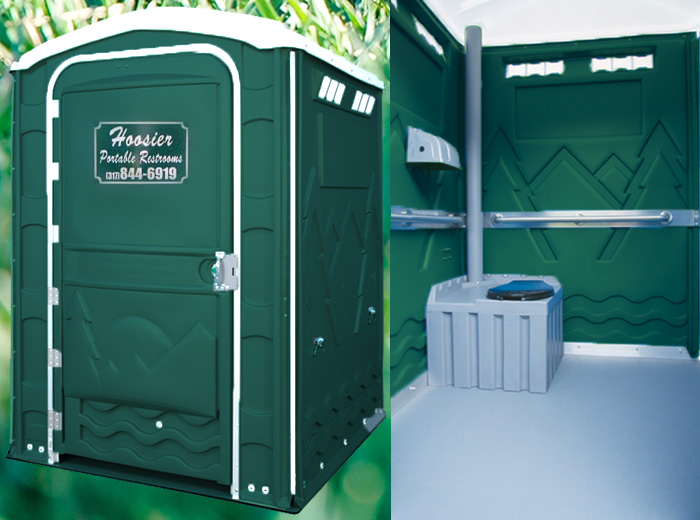 Handicap Accessible Restrooms for Special Needs Guests  Hoosier Portable Restrooms has the bathroom rentals. Clean Indianapolis Portable Restrooms Trailers Showers   Indy