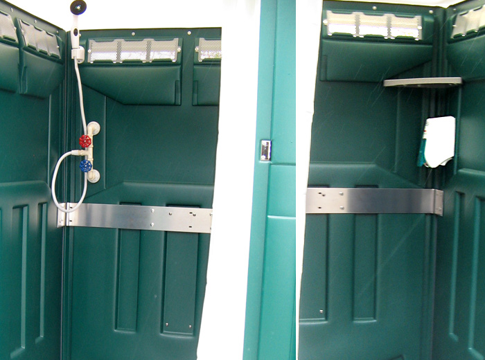 Indianapolis Portable Restrooms Trailers Showers | Indy