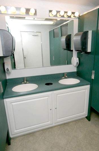 Indianapolis mobile shower trailer rentals